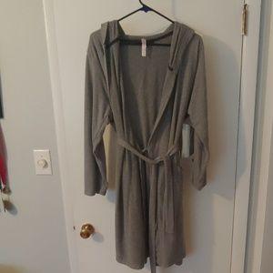 Grey Xhilaration (Target) robe